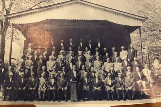 executive committee 1964